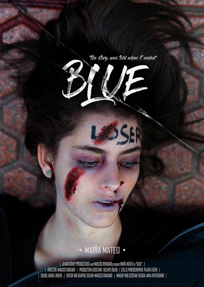 Cartel-BLUE-cortometraje